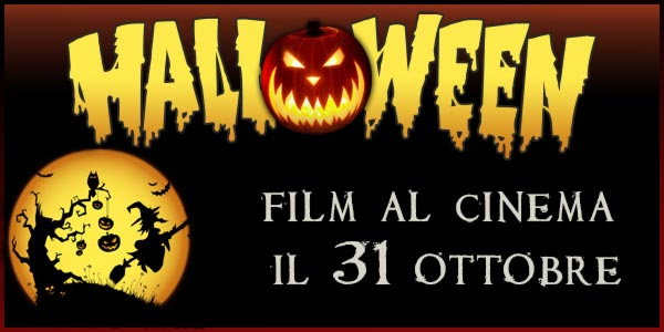 MOVIEPLEX MERCOGLIANO. I FILM IN SALA AD HALLOWEEN