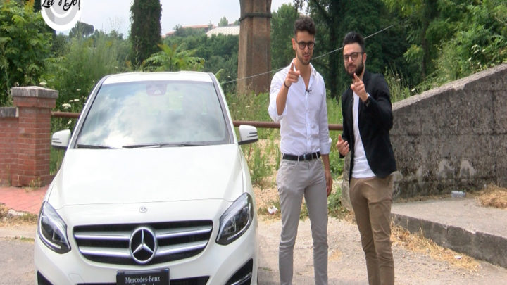 LET'S GO! – PUNTATA 4 – MERCEDES BENZ GLE COUPE'