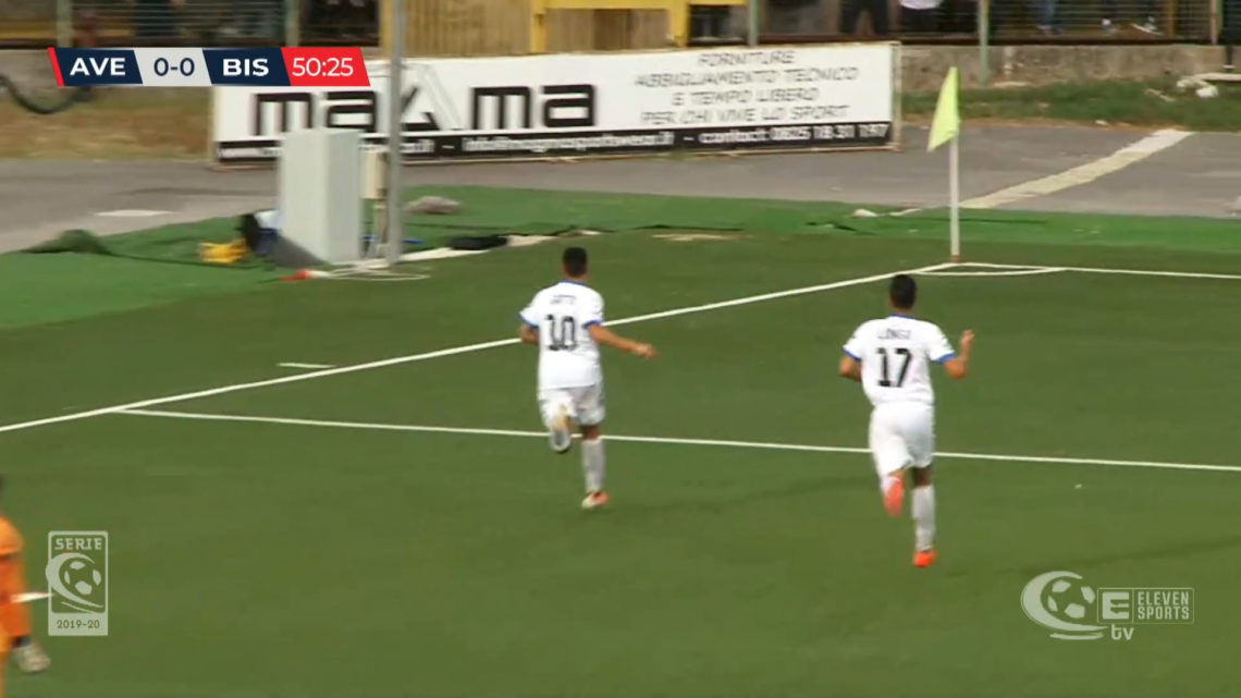 HIGHLIGHTS/ AVELLINO-BISCEGLIE 0-1