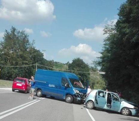 INCIDENTE VICINO ALL'FCA. DUE FERITI TRASFERITI AL MOSCATI
