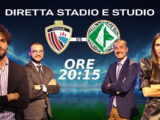 AVELLINO, MINI TURN OVER. STASERA ALLE 20.15 STADIO&STUDIO