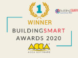 ACCA VINCE IL BUILDINGSMART INTERNATIONAL AWARDS 2020