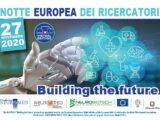 "LA NOTTE EUROPEA DEI RICERCATORI NEUROMED  È ""VIRTUAL EDITION"""