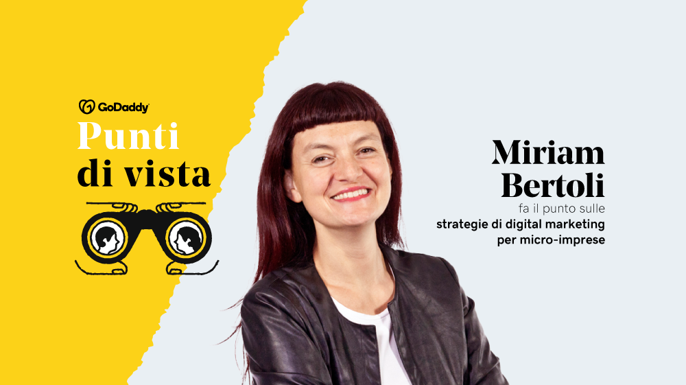 MICRO IMPRESE E DIGITAL MARKETING: STRATEGIE E SUGGERIMENTI NEL WHITE PAPER DI GODADDY