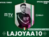 AVELLINO E-SPORTS: HIGHLIGHTS E-NAZIONALE FRANCESCO LAJOYAA10 DI GIORGIO